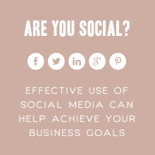 Are You Social? Enquire Today